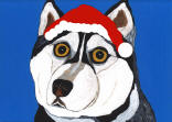 (HHUS) - Holiday Husky