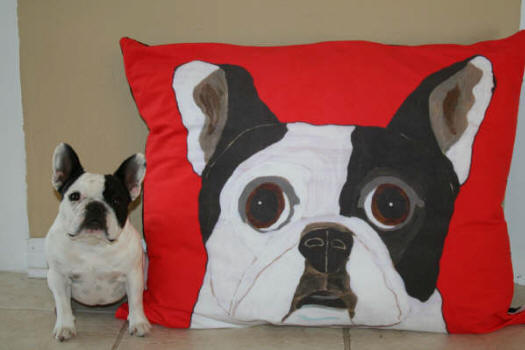 Shown: 30 x 36 Dog Bed - Photo courtesy of Kristin M., CA
